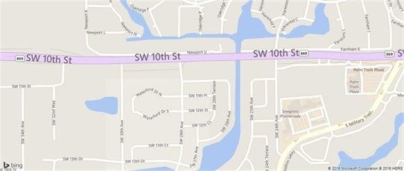 SW 10th Street
