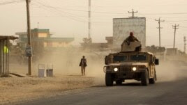 Taliban Takes Key Afghan City