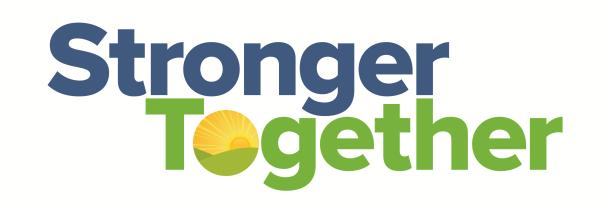 Stronger Together Logo