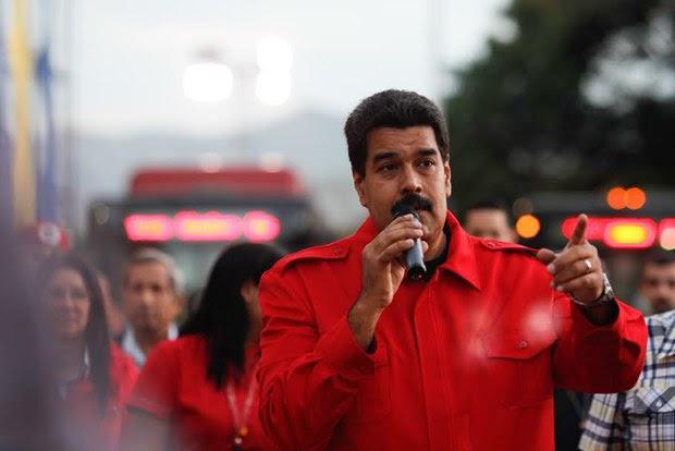 Presidente de la República Bolivariana de Venezuela, Nicolás Maduro