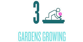 3 Gardens Growing