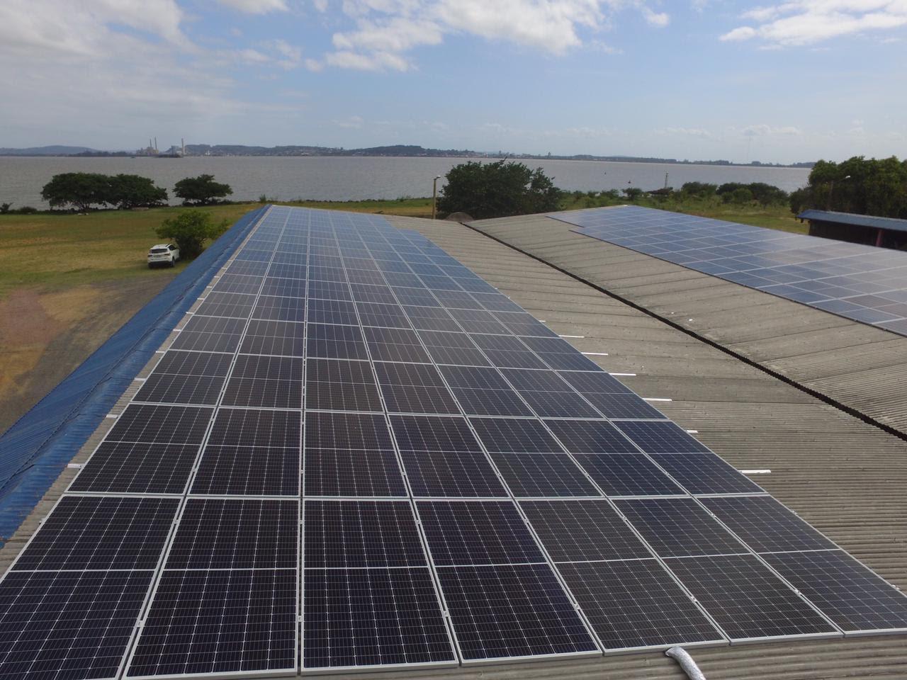Jangadeiros é o primeiro clube de vela autossustentável em energia do Brasil!