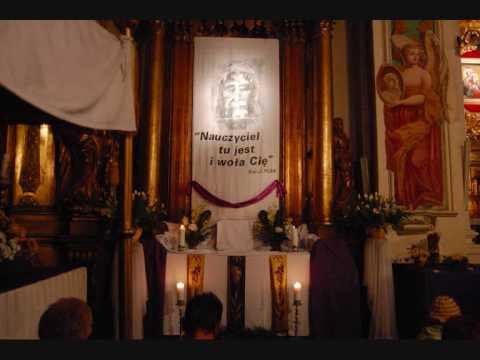 Znalezione obrazy dla zapytania Przeniesienie NajÅ›wiÄ™tszego Sakramentu do ciemnicy
