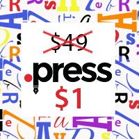 .PRESS for $1