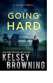 Going Hard by Kelsey Browning