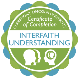 Interfaith Understanding Certificate