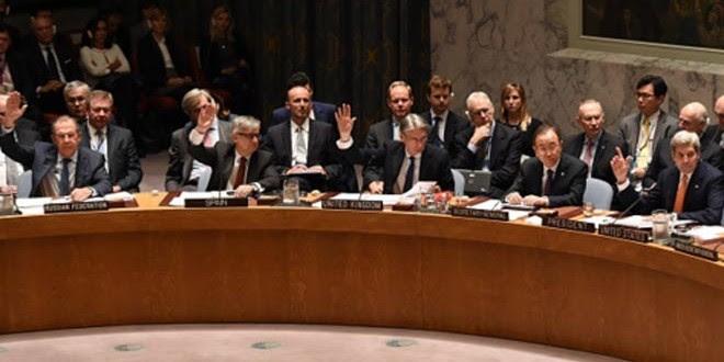 SIRIA: Consejo de Seguridad de la ONU adopta una resolución sobre la solución política en Siria